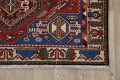 Antique Tribal Bakhtiari Persian Area Rug 5x6 image 5