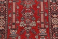Pictorial Najafabad Persian Area Rug 4x7 image 4