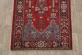 Pictorial Najafabad Persian Area Rug 4x7 image 8