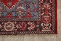 Pictorial Najafabad Persian Area Rug 4x7 image 5