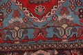 Pictorial Najafabad Persian Area Rug 4x7 image 10