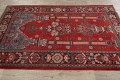 Pictorial Najafabad Persian Area Rug 4x7 image 15