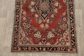 Antique Floral Mahal Persian Area Rug 4x7 image 7