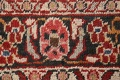 Antique Floral Mahal Persian Area Rug 4x7 image 9