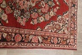 Antique Floral Mahal Persian Area Rug 4x7 image 13