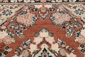 Antique Floral Mahal Persian Area Rug 4x6 image 11