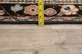 Antique Floral Mahal Persian Area Rug 4x6 image 18