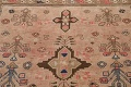 Antique Vegetable Dye Sultanabad Persian Runner Rug 4x9 image 11