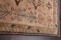 Antique Vegetable Dye Sultanabad Persian Runner Rug 4x9 image 16
