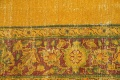 Antique Over-dyed Kerman Persian Runner Rug 4x21 image 9