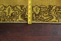Over-dyed Bordered Tabriz Persian Runner Rug 3x15 image 21