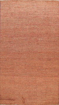 Checkered Gabbeh Kashkoli Oriental Area Rug 6x10