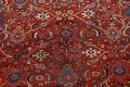 Antique Vegetable Dye Sultanabad Persian Area Rug 9x12 image 4