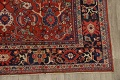 Antique Vegetable Dye Sultanabad Persian Area Rug 9x12 image 5