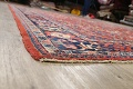 Antique Vegetable Dye Sultanabad Persian Area Rug 9x12 image 6