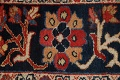 Antique Vegetable Dye Sultanabad Persian Area Rug 9x12 image 9