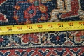 Antique Vegetable Dye Sultanabad Persian Area Rug 9x12 image 19