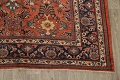 Pre-1900 Antique Vegetable Dye Sultanabad Persian Area Rug 10x14 image 5