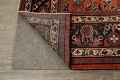 Pre-1900 Antique Vegetable Dye Sultanabad Persian Area Rug 10x14 image 7