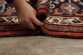 Pre-1900 Antique Vegetable Dye Sultanabad Persian Area Rug 10x14 image 20