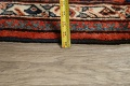 Pre-1900 Antique Vegetable Dye Sultanabad Persian Area Rug 10x14 image 21
