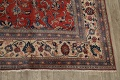 Antique Floral Mahal Persian Area Rug 10x14 image 5