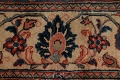 Antique Floral Mahal Persian Area Rug 10x14 image 9