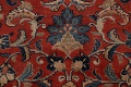 Antique Floral Mahal Persian Area Rug 10x14 image 10