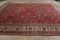 Antique Floral Mahal Persian Area Rug 10x14 image 14
