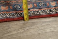 Antique Floral Mahal Persian Area Rug 10x14 image 23