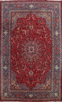 Floral Najafabad Persian Area Rug 10x14