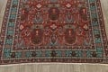 All-Over Pictorial Tabriz Persian Area Rug 9x11 image 8