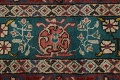 All-Over Pictorial Tabriz Persian Area Rug 9x11 image 9