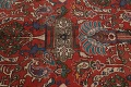 All-Over Pictorial Tabriz Persian Area Rug 9x11 image 11