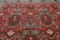 All-Over Pictorial Tabriz Persian Area Rug 9x11 image 18