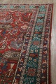 All-Over Pictorial Tabriz Persian Area Rug 9x11 image 19