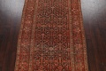 Pre-1900 Antique Vegetable Dye Malayer Persian Area Rug 5x10 image 3