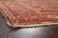 Pre-1900 Antique Vegetable Dye Malayer Persian Area Rug 5x10 image 6