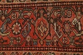 Pre-1900 Antique Vegetable Dye Malayer Persian Area Rug 5x10 image 9