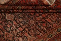 Pre-1900 Antique Vegetable Dye Malayer Persian Area Rug 5x10 image 15