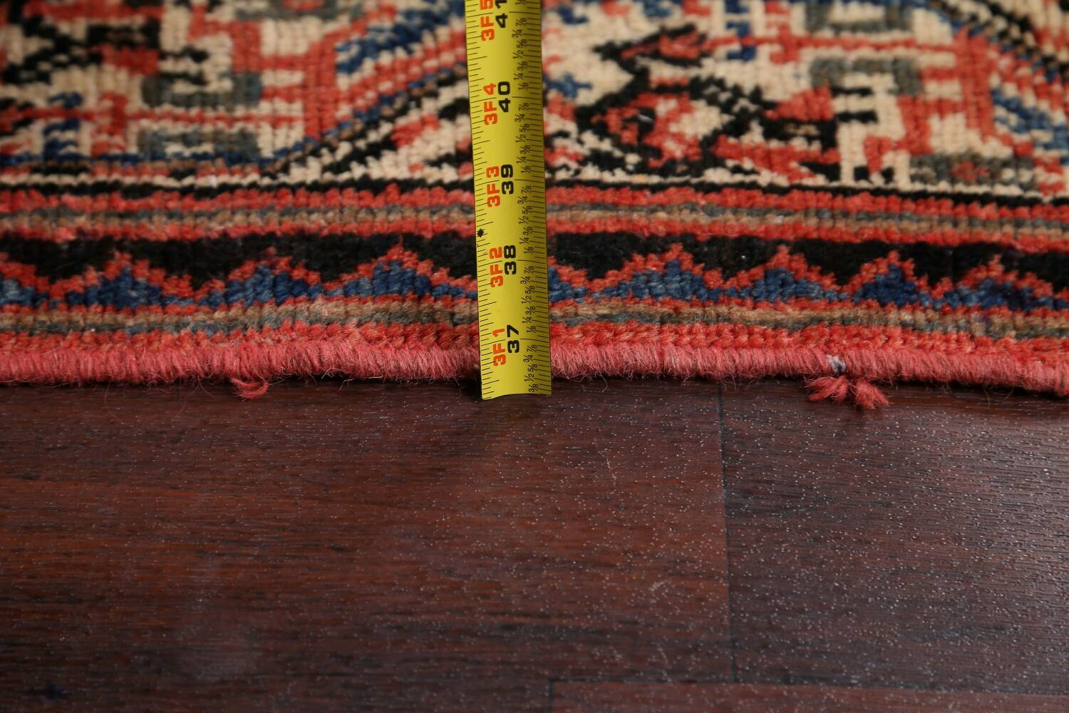 All-Over Boteh Botemir Persian Area Rug 7x11 image 22