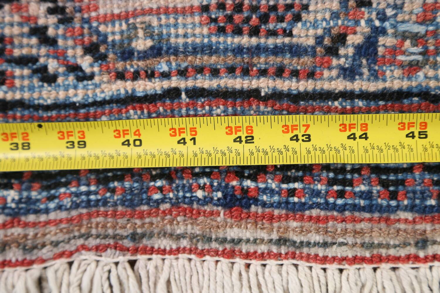 All-Over Boteh Botemir Persian Area Rug 7x11 image 23