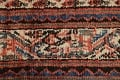 All-Over Boteh Botemir Persian Area Rug 7x11 image 9