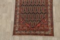 Antique All-Over Malayer Persian Area Rug 4x7 image 8