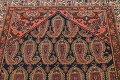 Antique All-Over Malayer Persian Area Rug 4x7 image 10