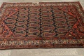 Antique All-Over Malayer Persian Area Rug 4x7 image 12