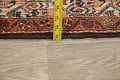 Antique All-Over Malayer Persian Area Rug 4x7 image 19