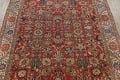 Pre-1900 Vegetable Dye Sultanabad Persian Area Rug 10x13 image 3