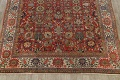Pre-1900 Vegetable Dye Sultanabad Persian Area Rug 10x13 image 8