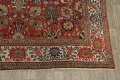 Pre-1900 Vegetable Dye Sultanabad Persian Area Rug 10x13 image 5